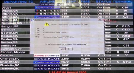 airport error4
