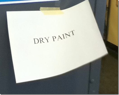 dry-paint-notice