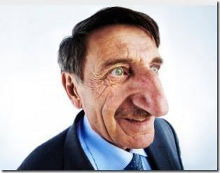 Mehmet Ozyurek nose