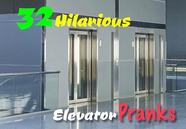 elevator pranks lorla